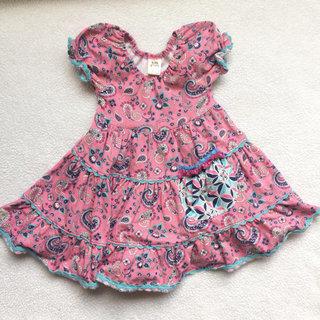 e1af880511f3d Wildflowers Paisley Dress Size 3
