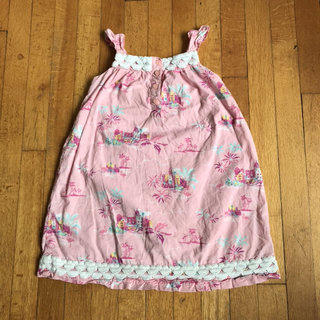 85c15bc64bbb Janie And Jack Pink Flamingo Sundress