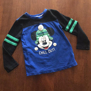 b3a190ad Jumping Beans Disney Winter Mickey Shirt