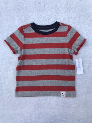 7267a5e45650 NWT Gymboree Striped Shirt Size 6-12 Months