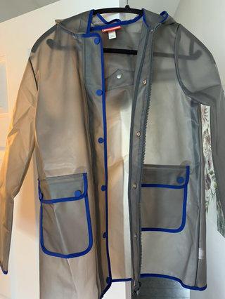 5bd8943c0c632 NWOT Hunter For Target Boys Rain Jacket Size L 12/14