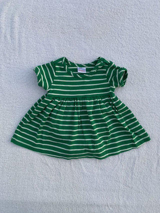 2e2651b494adeb NWT Hanna Andersson Striped Dress Size 60cm (3-6 Months)
