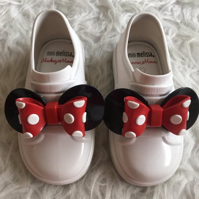 Mini Melissa Mickey Mouse Shoes