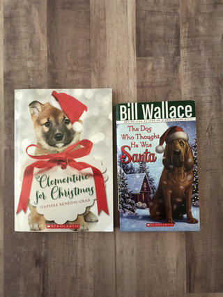 Clementine For Christmas.Christmas Themed Paperback Books