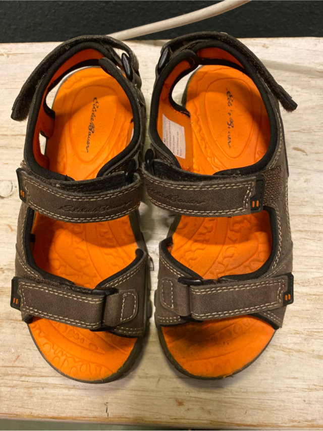 Eddie Bauer Boys Sandals