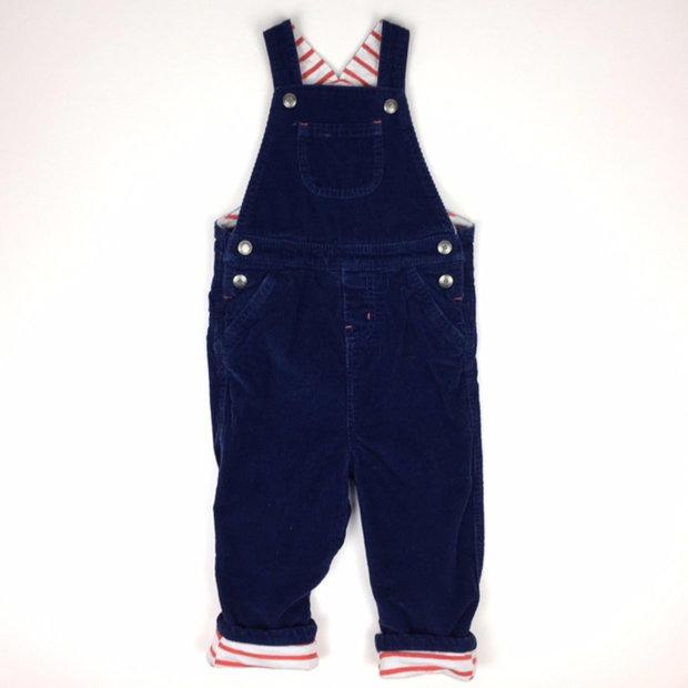 JoJo Maman Bebe Girls Jersey Jeans Navy Size 2-3 years NWT Boys too.