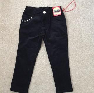 Harajuku Mini Rocker Corduroy Pants