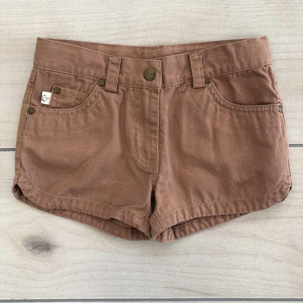 Marie Chantal Boys Designer Herringbone Shorts