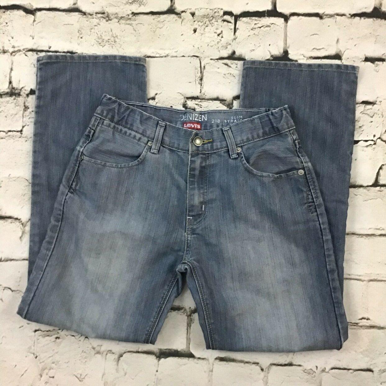 Levi/'s Boys Slim Shorts Sz 16 Reg
