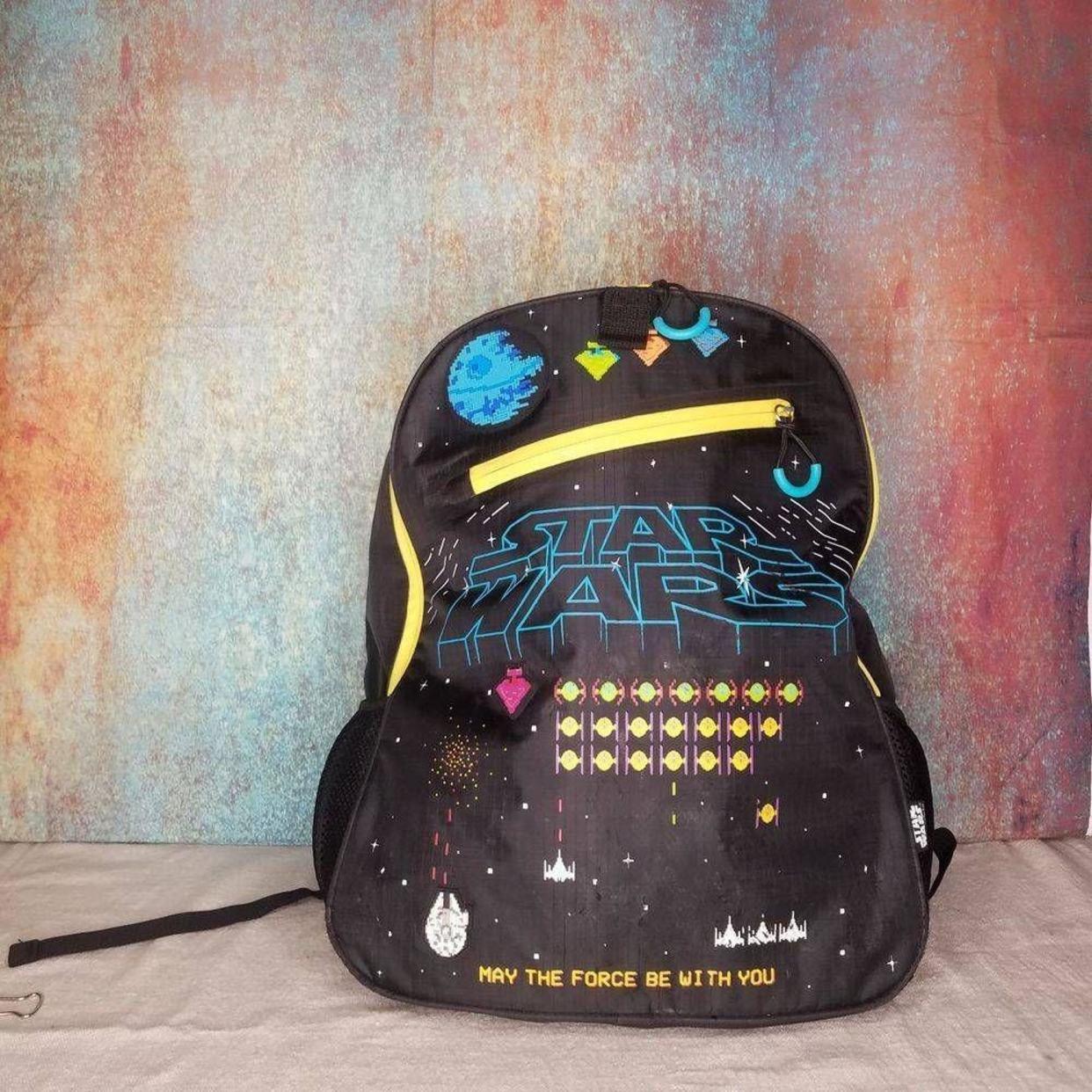 Star Wars Backpack Disney Store Pixelate