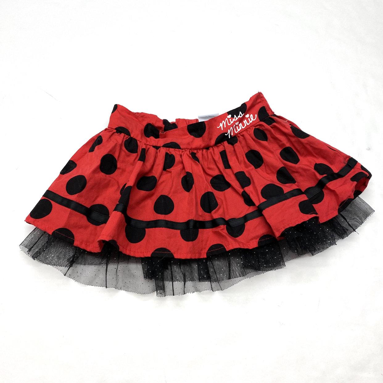 Minnie Mouse Tutu Skirt 12-18 Months