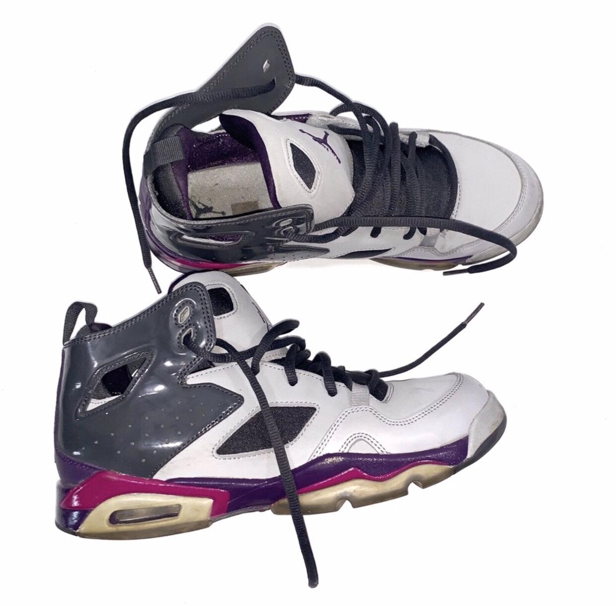 Nike Air Jordan Fight Club 91 7Y basketball shoe