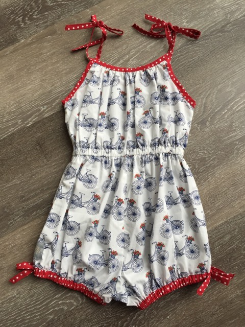 87a52709e06 Eleanor Rose Bicycle Romper
