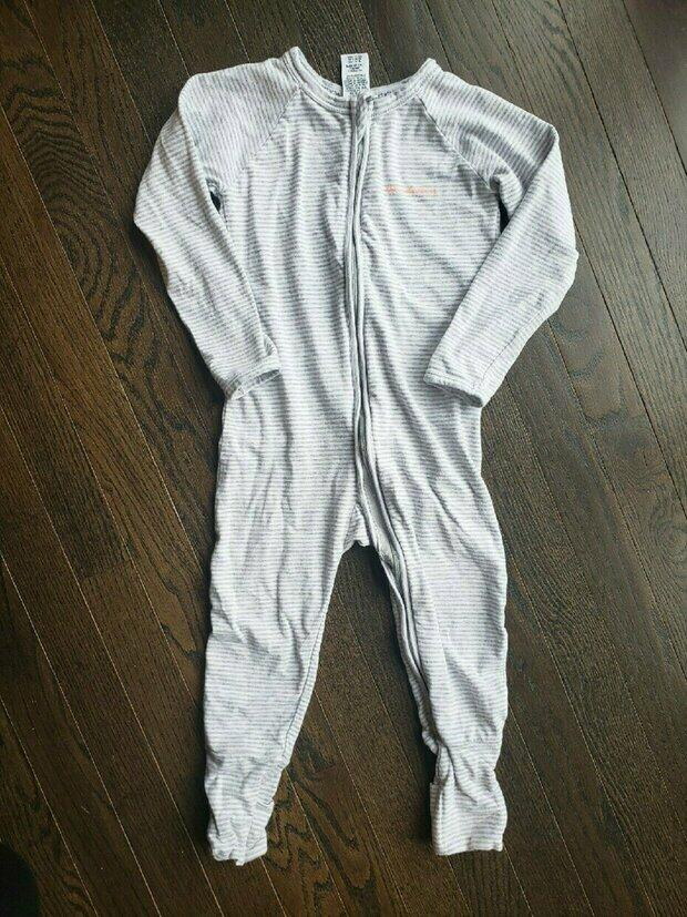 BONDS WONDERSUIT Zippy Harvest Bloom White, 12-18 Months