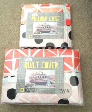 Cotton On Kids Duvet And Pillowcase