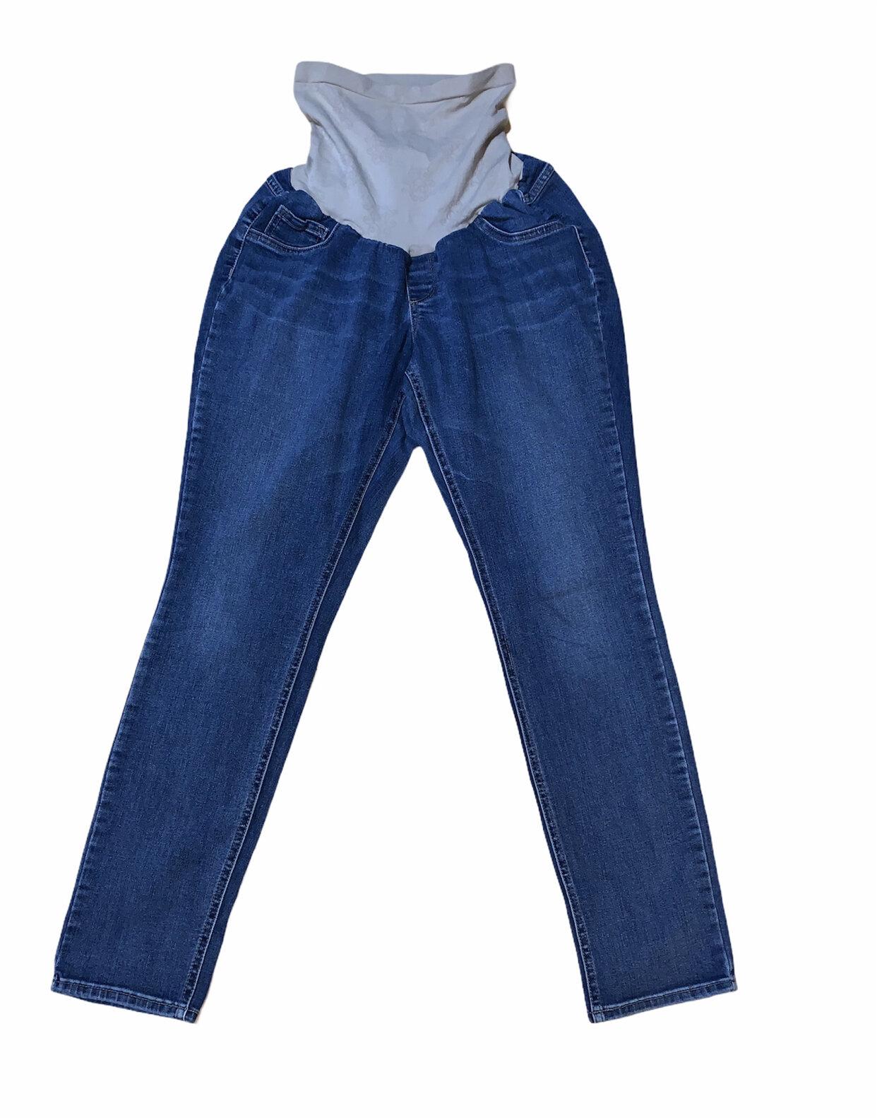 Jessica Simpson Maternity Straight Leg Jeans