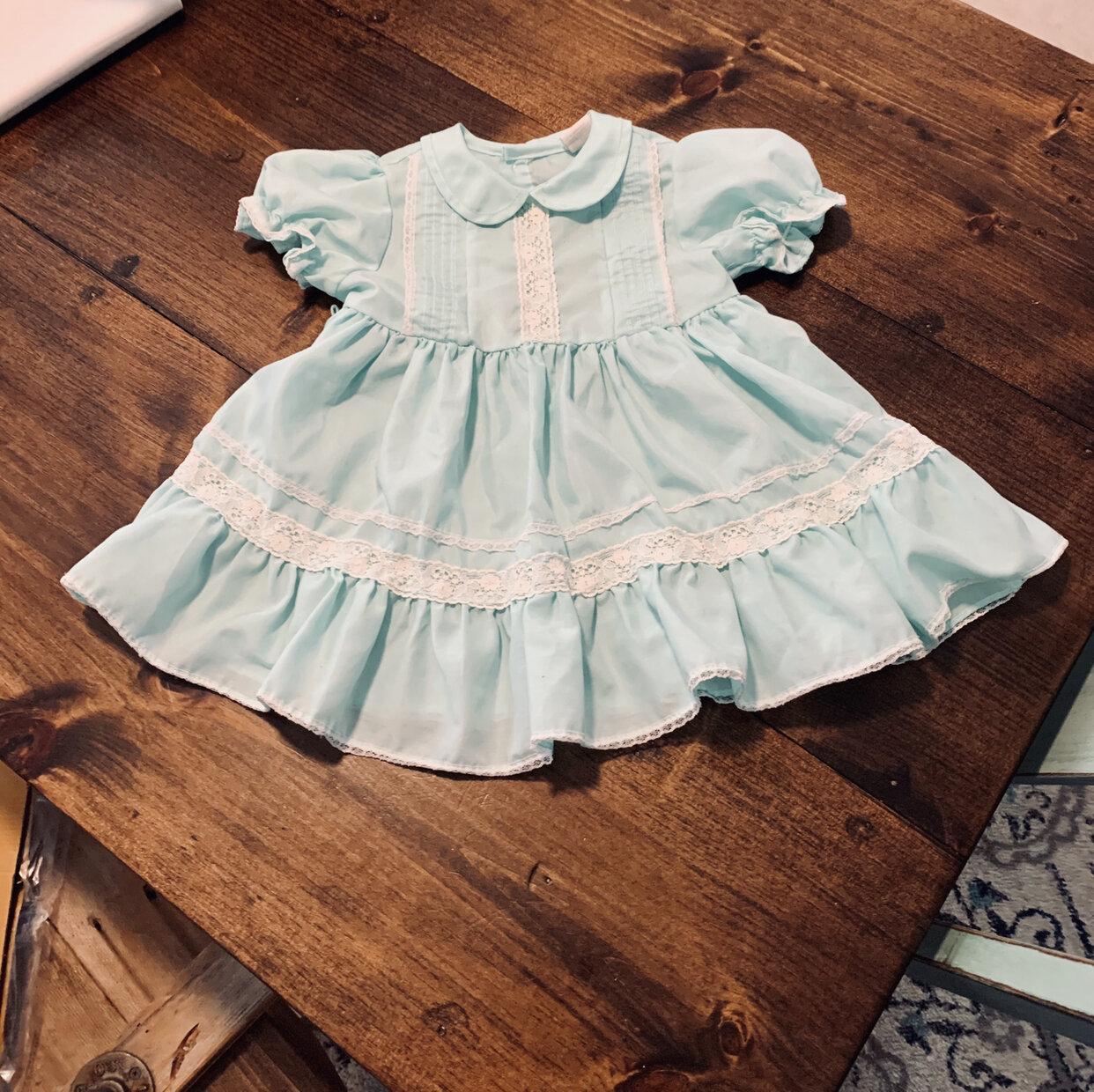 3T vintage Montgomery Ward dress