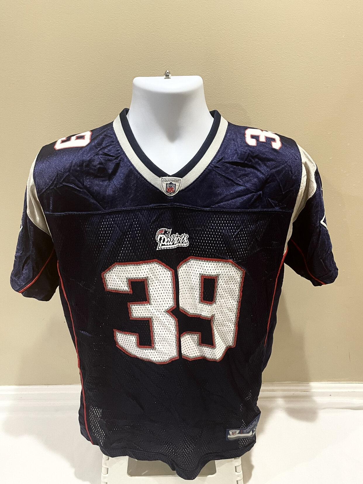 New England Patriots Danny Woodhead Reebok NFL Jersey