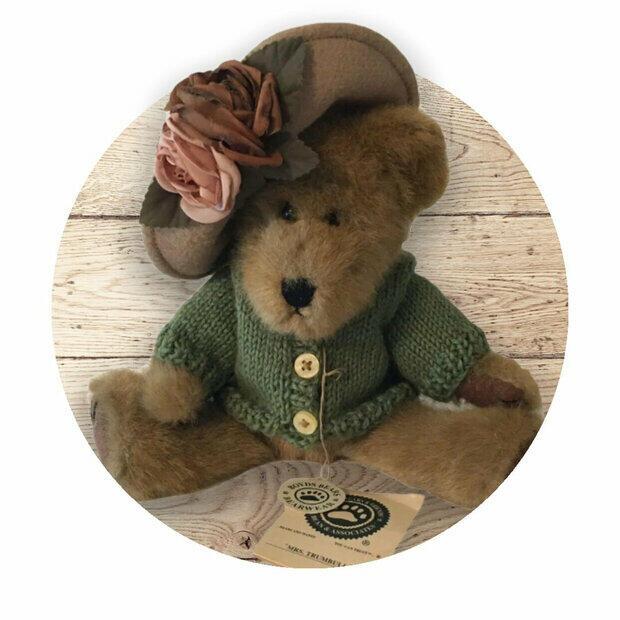 Black and Rainbow Wizard Of Oz Themed Handmade Fleece Teddy Bear