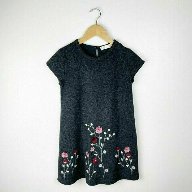 Zara dress  5 6 7 8 9 10 11 12 years EUC CHOICE