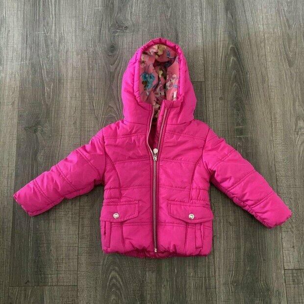 Rothschild Toddler Girls Rose Jacket