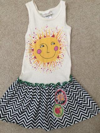 Misha Lulu Sunshine Dress