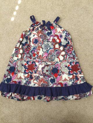 Liberty Of London Target Floral Dress
