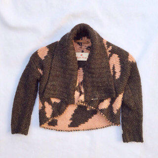 Scotch R'belle Sweater With Zip Detail