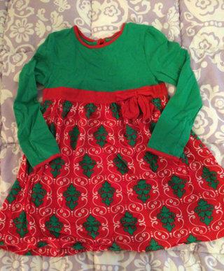 Authentic j Khaki Dress Size 5