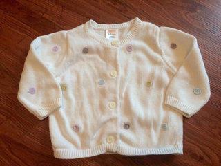 Gymboree 6-12mo Sweater