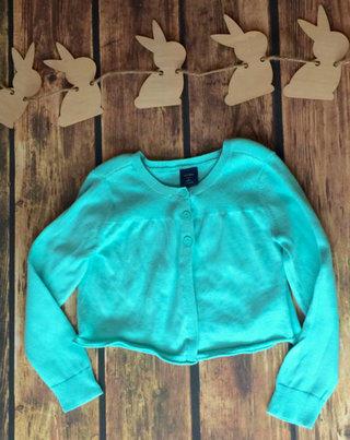 Gap Blue/green Cardigan