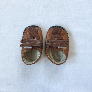 Pediped Leather Sneakers