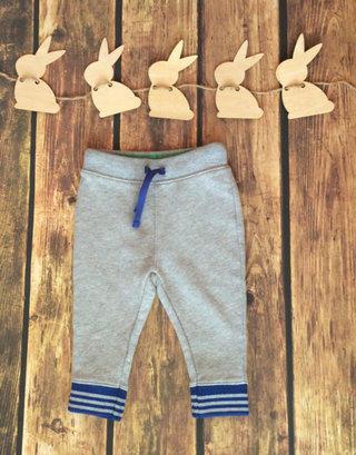 Boden Gray Sweatpants 6-12mo