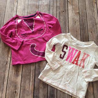 Peek And Gymboree Shirt Lot