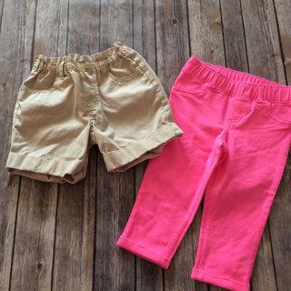 B2G2 Size 4/4t Summer Pants Lot