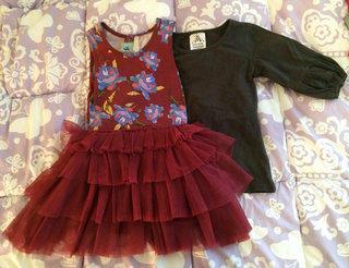 Matilda Jane Rosalind Tutu Dress Sz 4