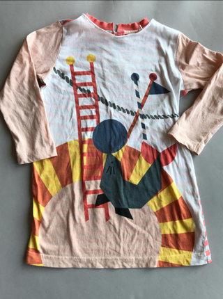Stella McCartney 4 Circus Seal Dress