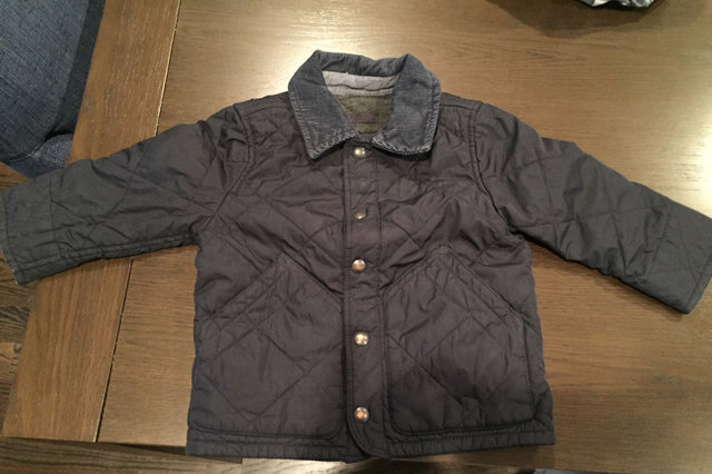 24 Mo Gap Quilted Barn Jacket