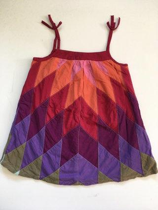 Baby Gap Rainbow Patch Dress