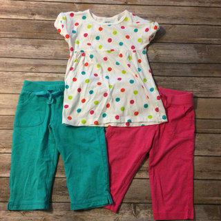 Carter's Pants And Shirt Lot