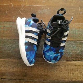 Adidas Mosaic Pattern