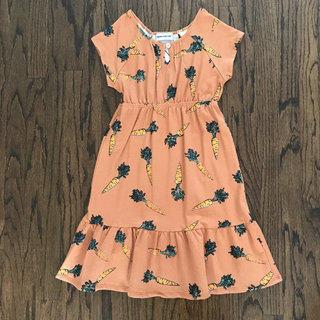 NWT Quinn & Fox Carrot Maxi Dress