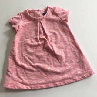 Sweatshirt-like Dress