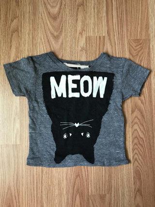 VHTF MiMa Meow Cat Tee