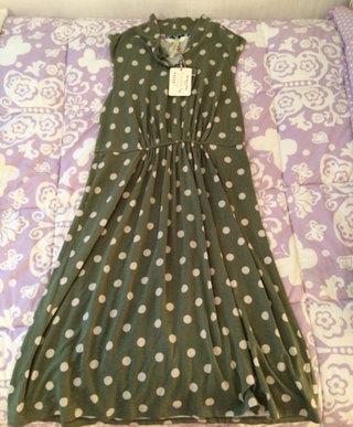 Matilda Jane Women's Dot Dress Sz S