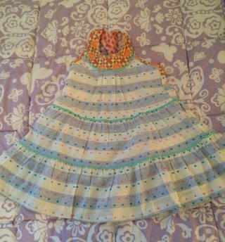 Matilda Jane Nwt Dotted Sky Dress 4