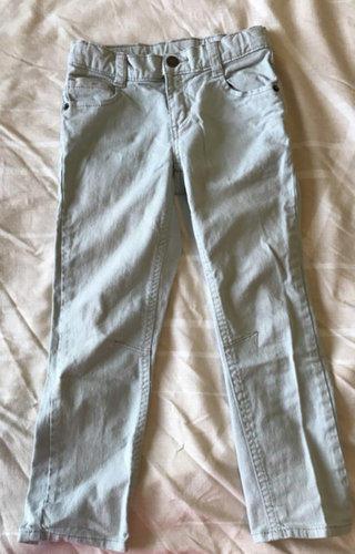 Sea foam Green Jeans