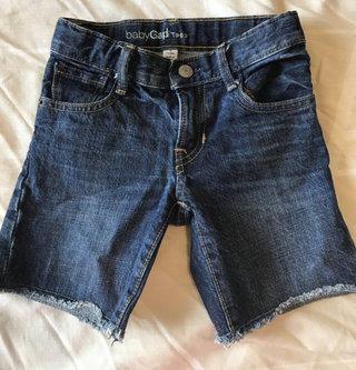 Gap Jean Cutoff Shorts