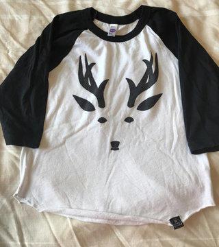 Reindeer Baseball Shirt