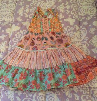 Matilda Jane Dress Size 4 Vguc